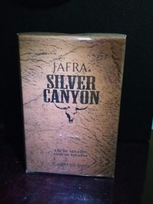 Perfumes Jafra Silver Canyon y Jafra Ice Zone