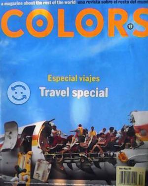 Revista United Colors of Benetton, . Original