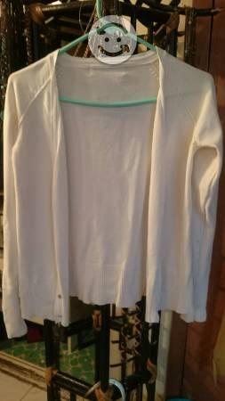 Suéter blanco t.med