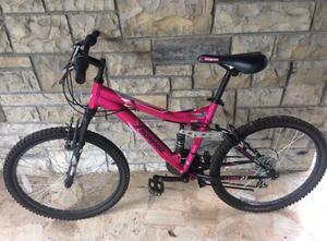 Vendo bicicleta Mongoose ($) y Bicicleta Monster