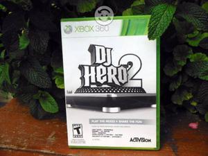 Dj Hero 2 Para Xbox 360