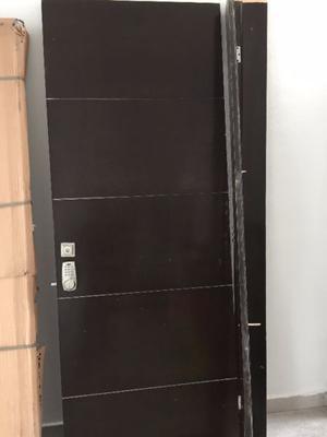 Puerta de Madera Solida