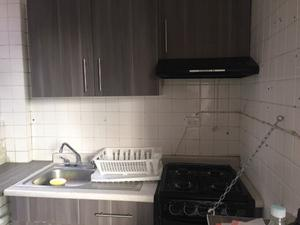 Cocineta integral con estufa y campana