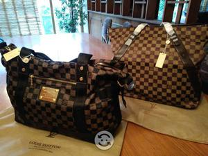 Juego de maletas medianas Louis Vuitton