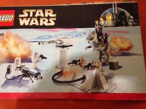 LEGO STAR WARS BATALLA DE HOTH  (COMPLETO)