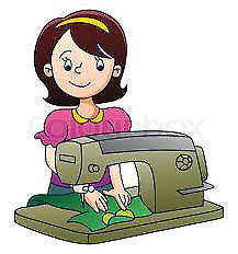 No sabes usar la maquina de coser? YO TE ENSEÑO TALLER