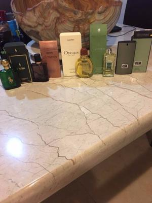 Perfumes tester hombre y mujer