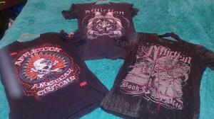 Playeras affliction originales