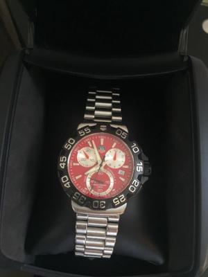 Vendo reloj tag heuer