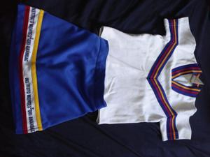 uniforme para preescolar