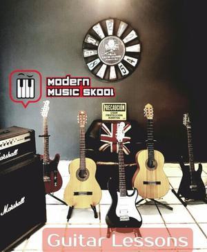 Clases de Guitarra A Domicilio Del Valle San Pedro Garza