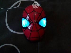 Lampara de mascara spider man