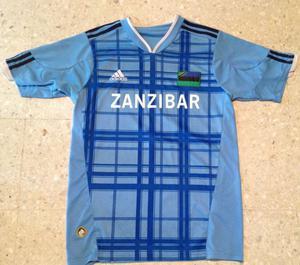 Playera Adidas Zanzibar Futbol