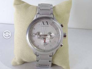 Reloj ax armani exchange original,crono,fecha