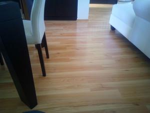 piso laminado Colocador