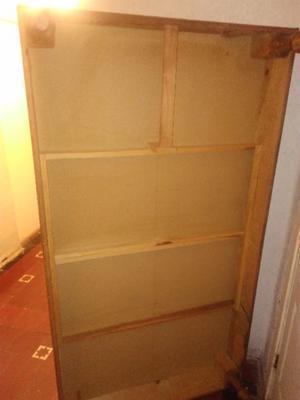 Base para cama individual de madera