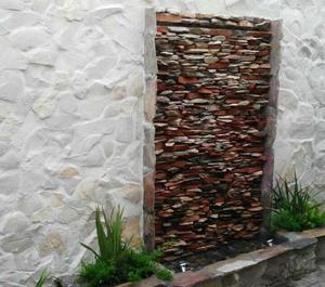 GRAN ESPECIAL ! de piedra laja y fachaleta