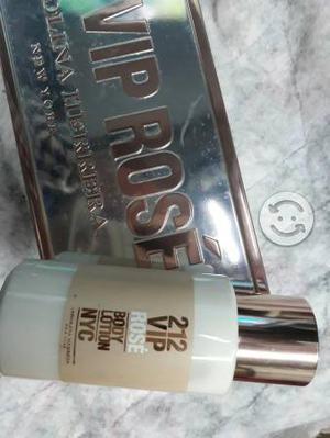 Perfume original vip 212 casi nuevo