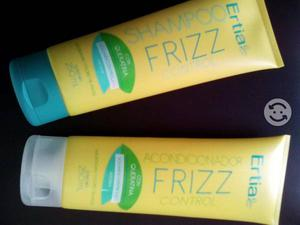 Shampoo anti-frizz
