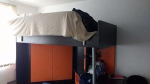 Venta de Litera, Mueble Tv, Refrigerador, Cama individual