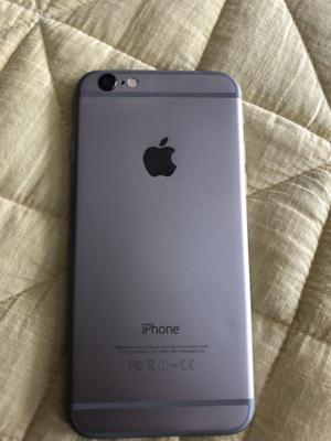 iPhone 6 negro desbloqueado de 64 GB