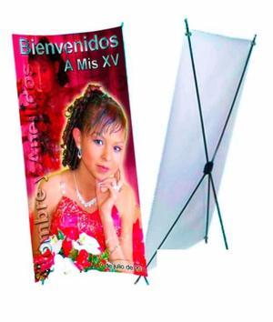 Banner para xv años o bodas