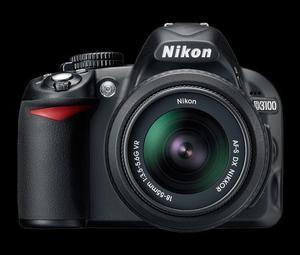 Cámara Nikon D muy poco uso +incluye estuche y lente