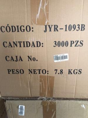 Cubrebocas bolsa 150 pzs