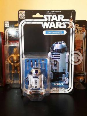 Star Wars R2 D2 de 40 aniversario