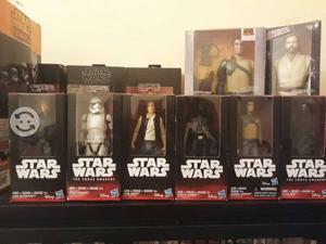Star wars lote de figuras de 5.5 pulgadas