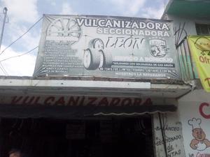 VULCANIZADORA LEON SERVICIO A DOMICILIO