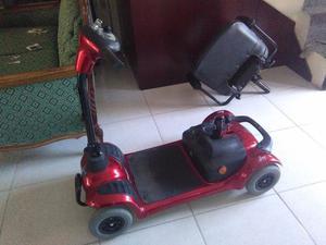 carrito electrico para minusvalidos usado, $ pesos.