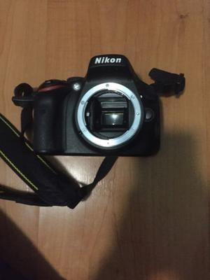 Cámara profesional Nikon D (PARA PIEZAS)