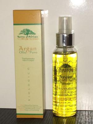 ESTOCK Aceite de Argán Puro 100% Ecologico Certificado