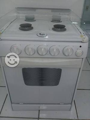Estufa para empotrar whirlpool