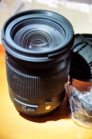 Lente Sigma  mm para Sony SLT NUEVA