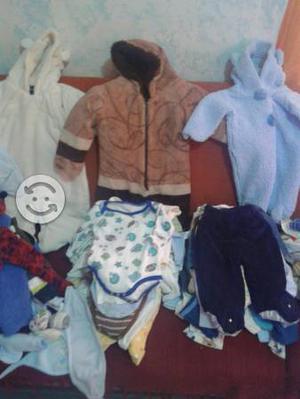 Oportunidad lote de ropa de bebe nueva 120pzas