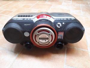Radio Grabadora Sony CFD G55OCP