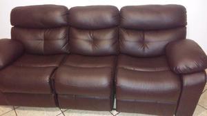 sala de 3 piezas reclinables