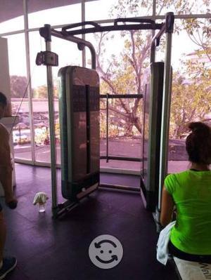 Life Fitness y Technogym TODO AL 50 %