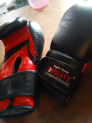Guantes de box figth gear