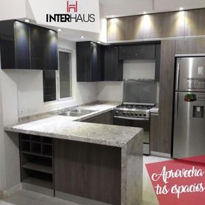 Interhaus Mobiliario. carpintería moderna. Cocinas