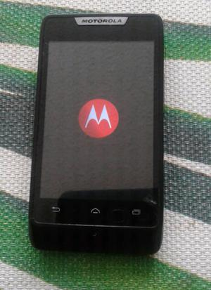 teléfono celular Motorola D1 solo telcel