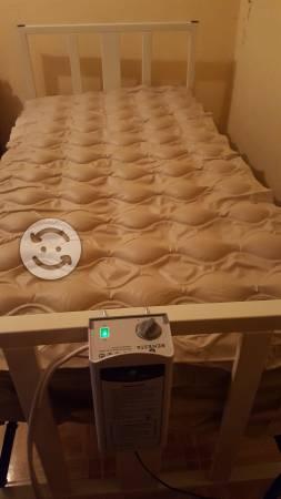 Colchón de aire de predio alterna antillagas