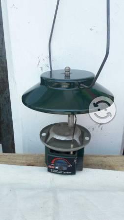 Coleman lampara de gas butano