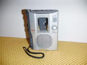 Grabadora De Voz Sony De Cassette Tcm-200dv (05)