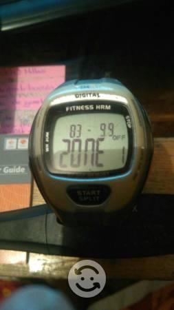 Ofrezco reloj pulsómetro timex Ironman