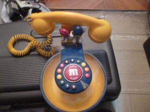 TELEFONO M&M PARA RESTAURAR