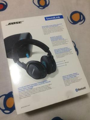 BOSE soundlink Audifonos Inalámbricos