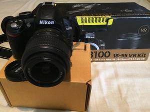 Cámara Nikon D